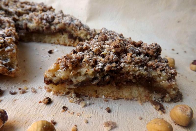 Crostata Nocciola e Nutella