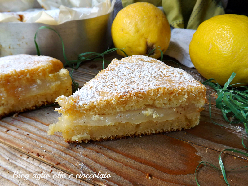 torta limone cremosa