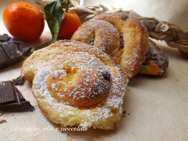 Girelle di Patate e Marmellata
