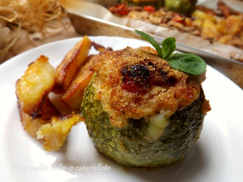 Zucchine con Patate e Tonno