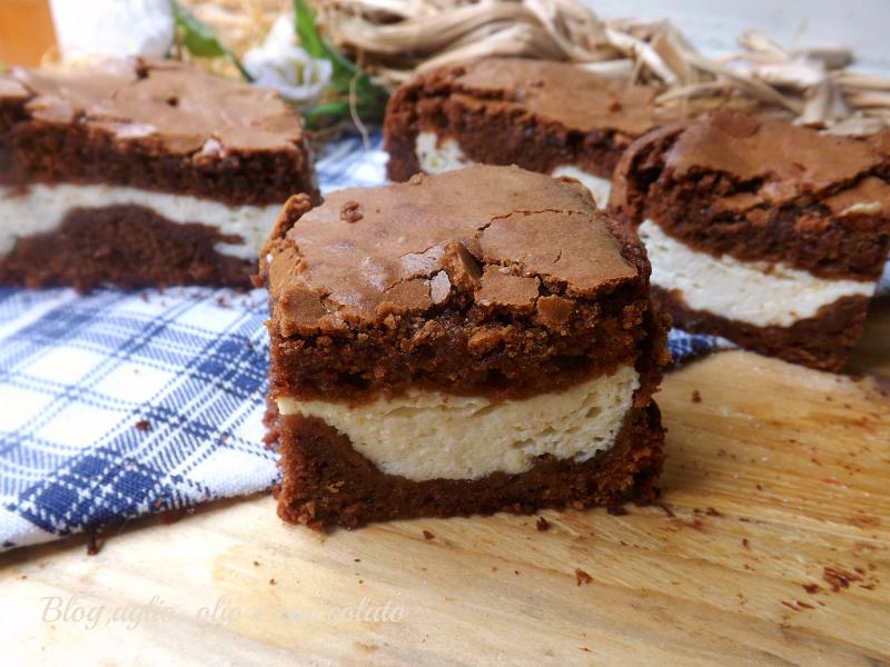 Ricetta di torta al cioccolato con ricotta
