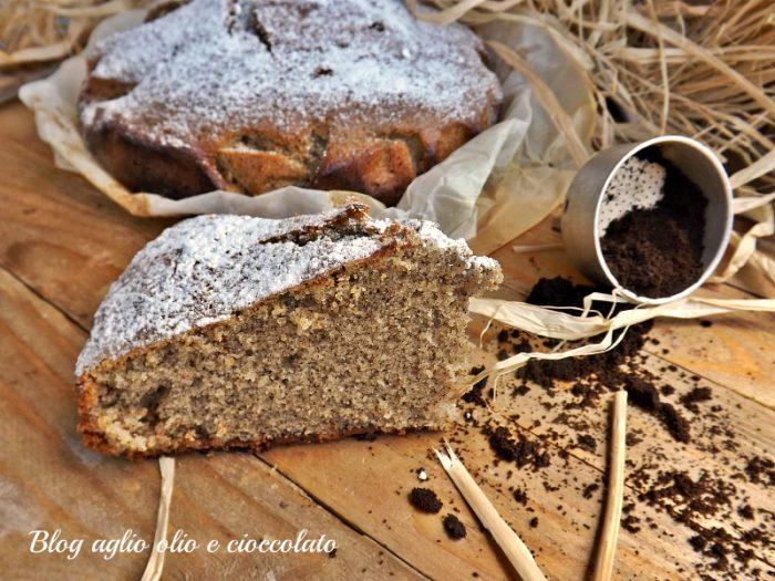 Torta Caffe' e Cioccolato