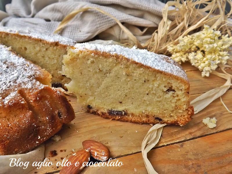 spesso torta al latte di cocco e mandorle-ricetta dolce HW55