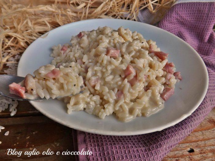 Risotto Parmigiano e Pancetta