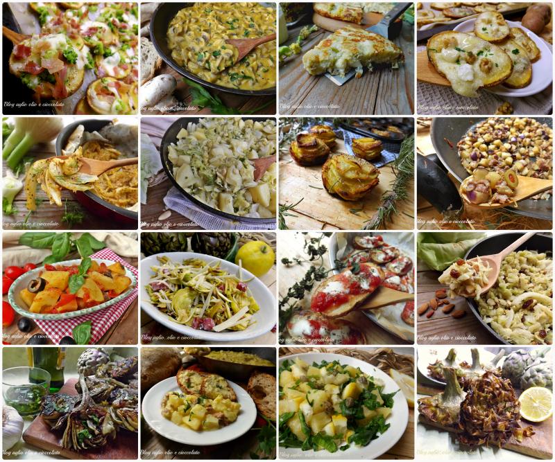 Contorni semplici e veloci ricette salate veloci e di for Ricette veloci e semplici