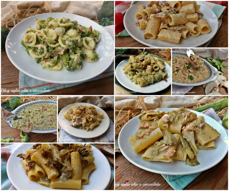 Primi piatti semplici e veloci ricette gustose e velocissime for Primi piatti semplici