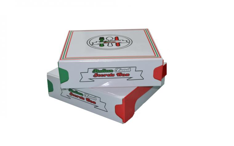 IO E ITALIAN FOOD SECRETS