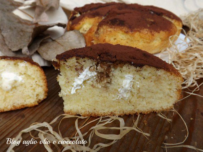 Torta Mascarpone e Caffe'