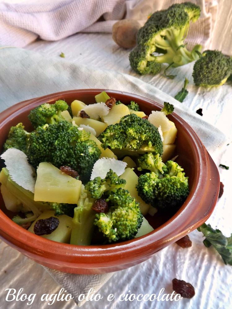 insalata broccoli e patate