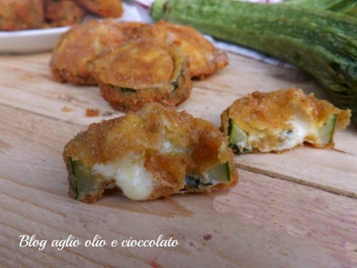 Zucchine Croccanti e Filanti