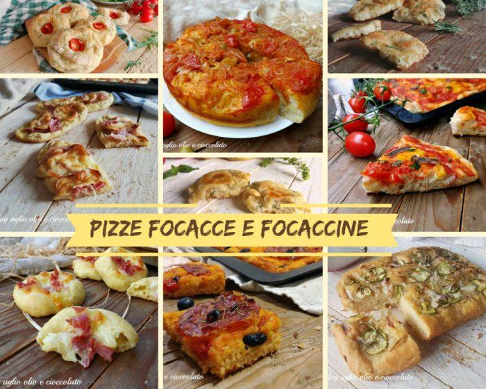 Pizze Focacce e Focaccine