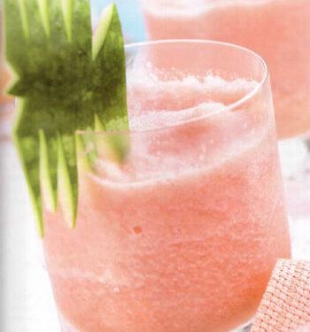 Frozen di anguria e melone