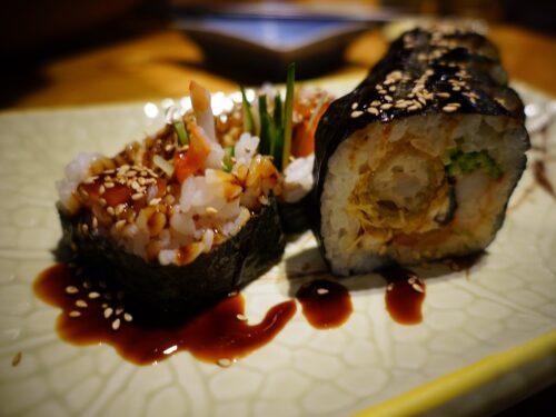 Un modo diverso di mangiare il pesce: i maki roll