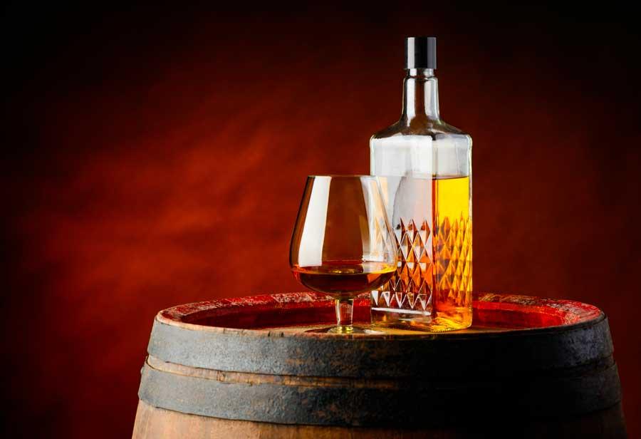 I segreti dei distillati di vino