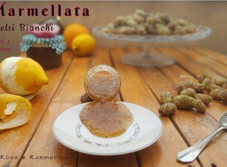 Marmellata di Gelsi Bianchi Limone e Pompelmo