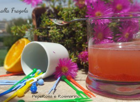 Cocktail alla fragola versione Alcolica e Non