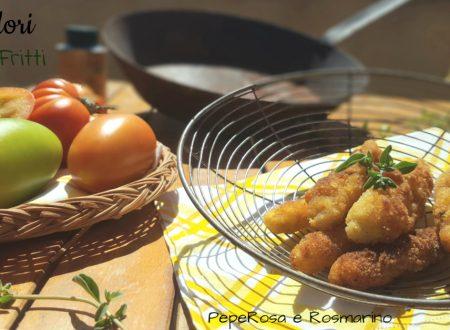 Pomodori Verdi Fritti croccanti e asciutti