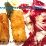 filetto di pesce persico panato e fritto, ricetta veloce