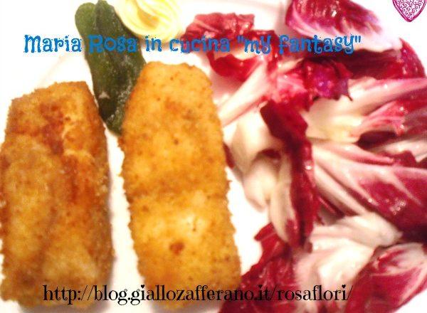 Pane grattugiato maria rosa in cucina my fantasy - Cucinare pesce persico ...