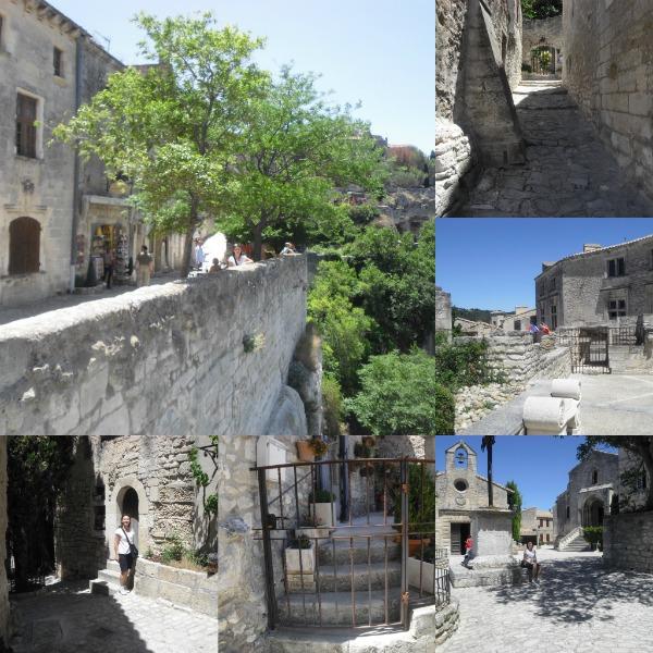 LE BEAUX de Provence Collage