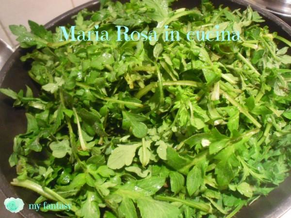 verdura  rosoline