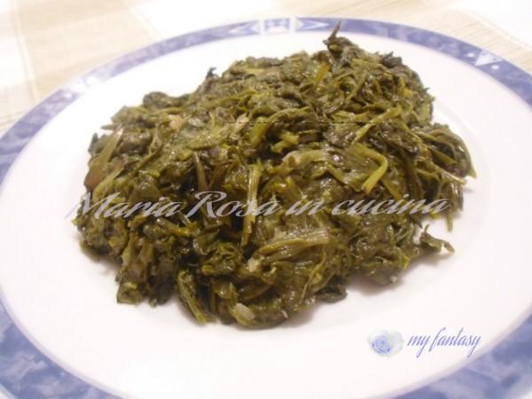 verdura cotta rosoline