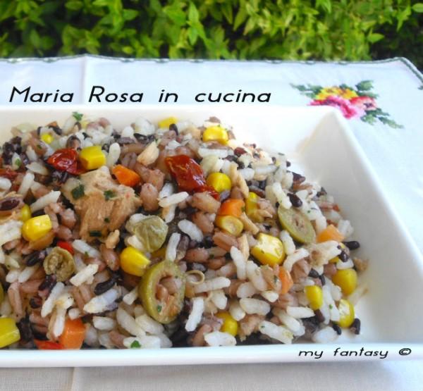 insalata due risi