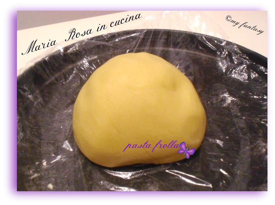 Pasta Frolla-ricetta base