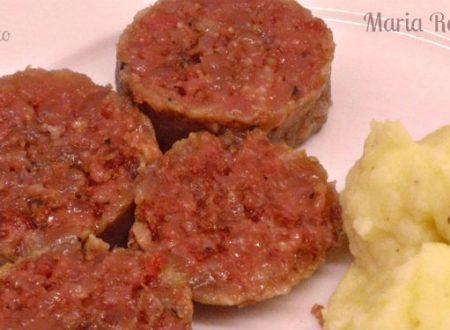 COTECHINO BOLLITO, ricetta tradizionale