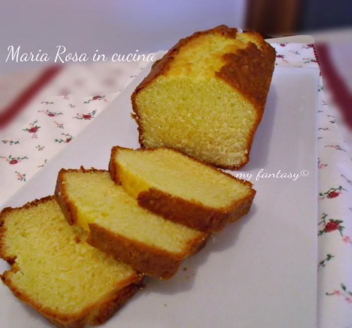 plum cake alla panna