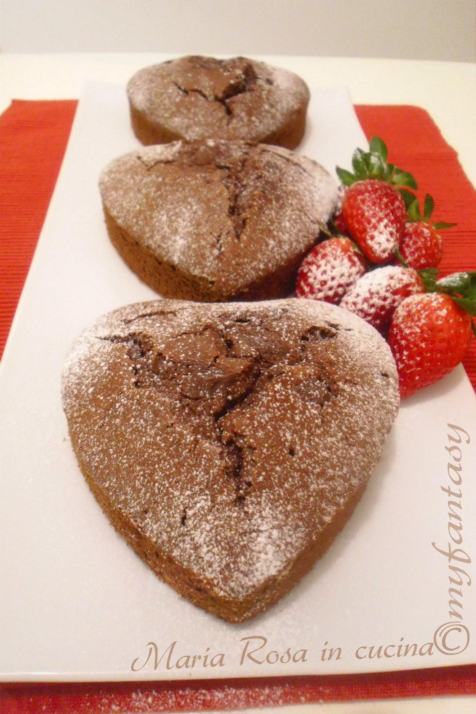 torta san valentino al cioccolato-1