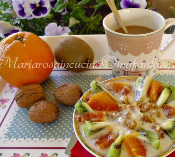 Breakfast da Maria Rosa in cucina | ricette per una buona colazione
