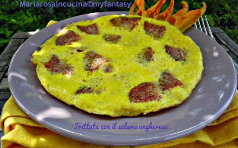 Salame Maria Rosa.Salame Ungherese Maria Rosa In Cucina My Fantasy