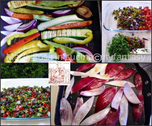 salsa di verdure passaggi