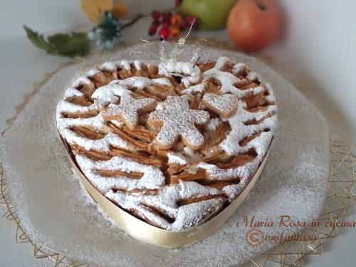 Torta Cuore di mele