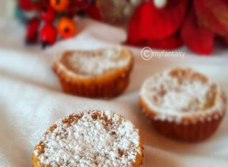 """Mini cake """"Christmas Pudding"""", ricetta del riciclo"""