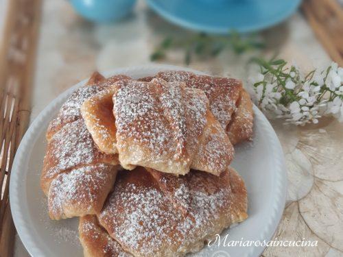 Croissant all'italiana – ricetta casalinga per la prima colazione