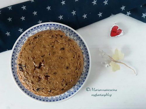 Torta di pere e cioccolato fondente