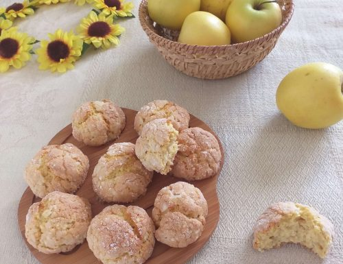Dolcetti alle mele
