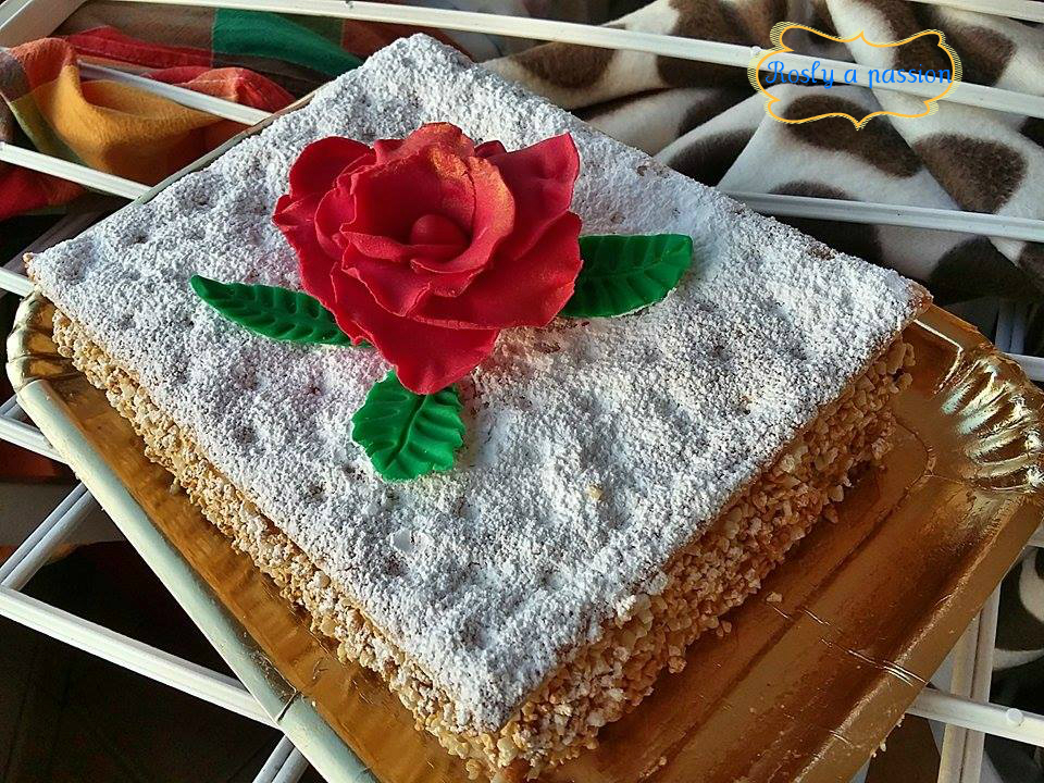 Torta millefoglie rosly a passion for pastry for Decorazione torte millefoglie