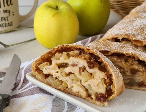 Strudel di mele, ricetta classica