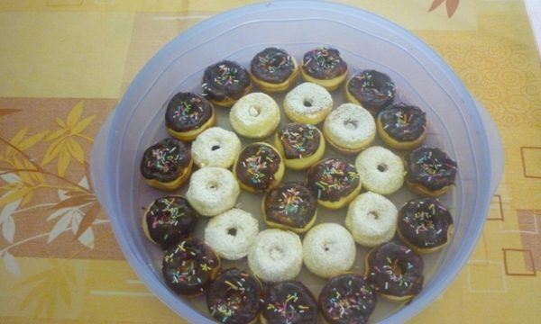 Donut – ciambelline americane