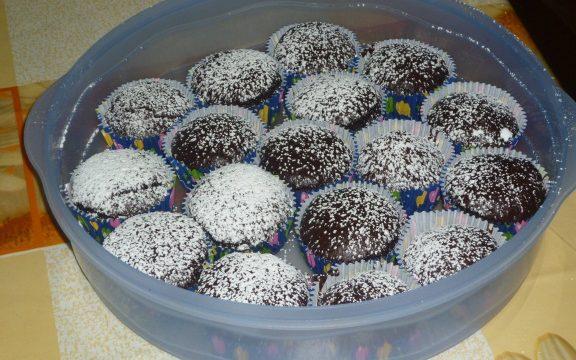 Muffin cioccolatosi light