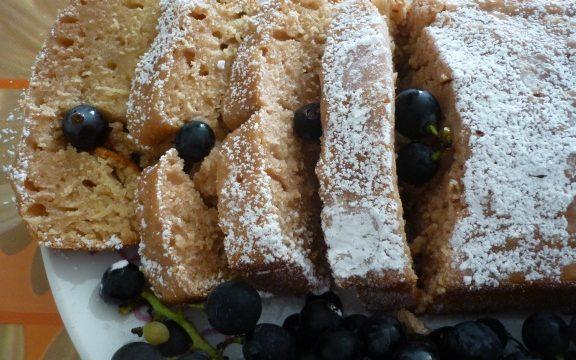Plum cake fragolino