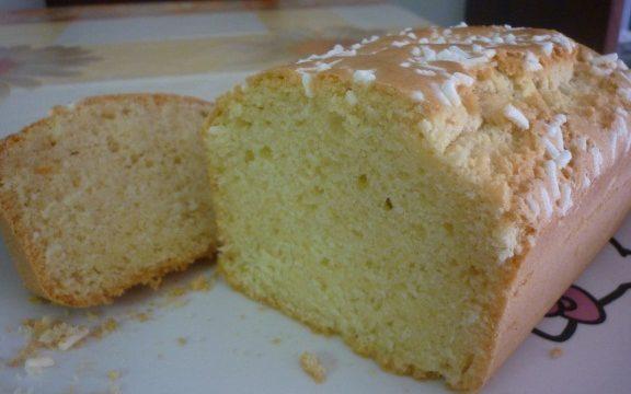 Plum cake morbido