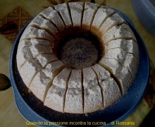 Ciambella chocolate drop