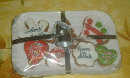 Biscotti al miele natalizi