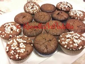 brownies camuffati da muffin 2