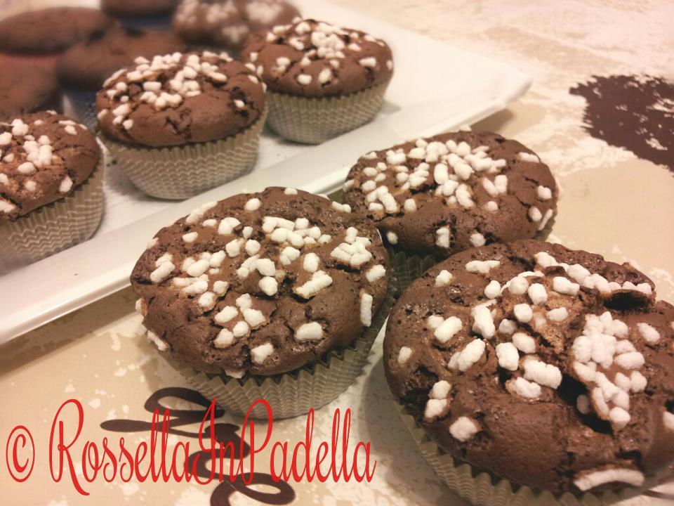 brownies camuffati da muffin