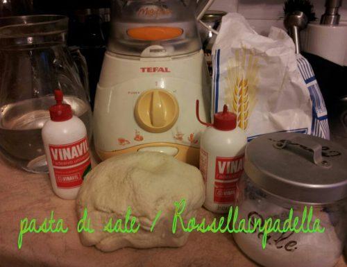 Pasta di sale/per bambini